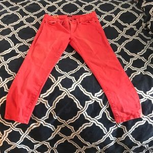 J.Crew Colored Jeans - Toothpick Style